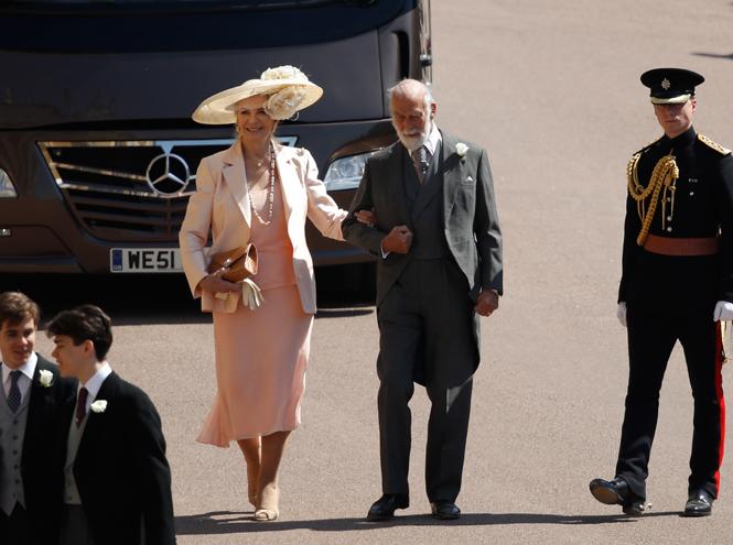 Фото №39 - Свадьба Меган Маркл и принца Гарри: как это было (видео, фото, комментарии)
