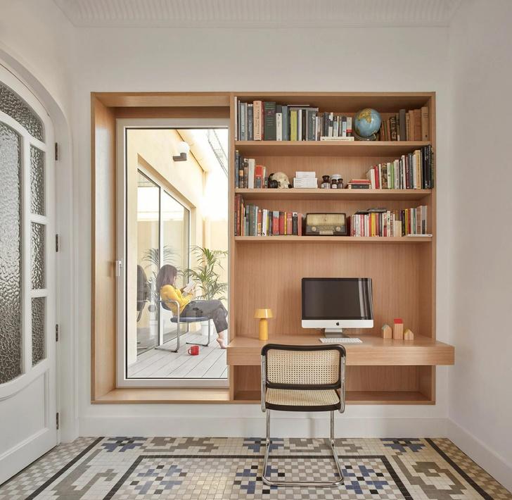 Фото №1 - Квартира в доме 1920-х годов в Валенсии