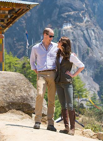 Фото №10 - Язык королевского тела: почему Уильям и Кэтрин не показывают чувства как Гарри и Меган
