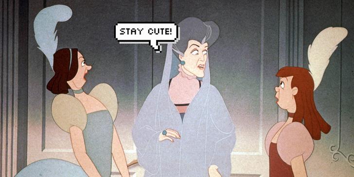 Фото №5 - Модные советы от самых стильных злодеев Disney