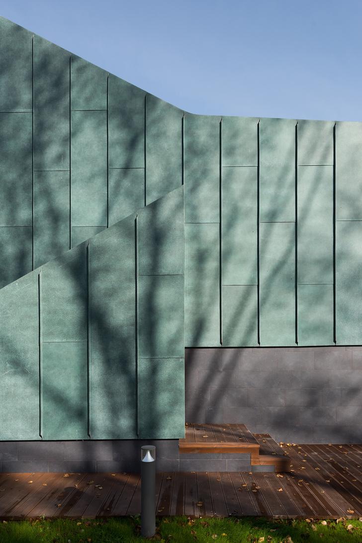 Фото №7 - Виллы на Камчатке: проект бюро Gikalo Kuptsov Architects