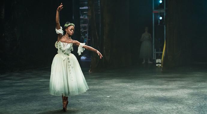 «Балет был для меня символом счастья и стимулом выжить»