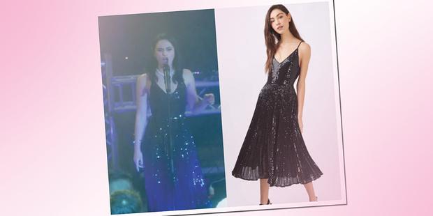 Фото №3 - Угадай, где Камила Мендес купила платье на выпускной?