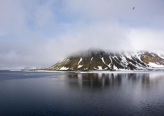 Фото №1 - В Арктике открыли пять новых островов