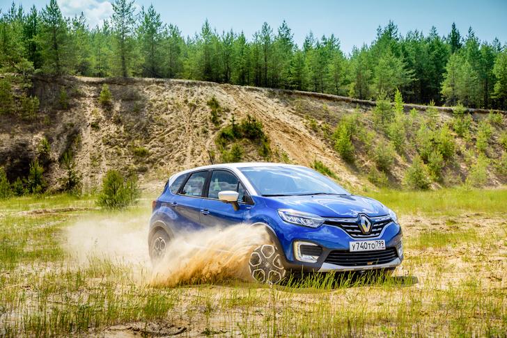 Фото №1 - Тест-драйв нового Renault Kaptur: куда и с кем поедем этой осенью