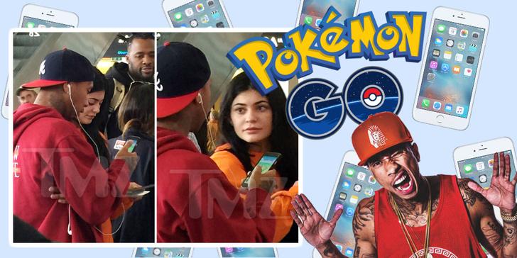 Фото №1 - Звезды, которые уже подсели на игру Pokémon GO