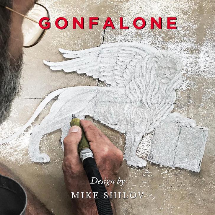 Фото №1 - Gonfalone: коллекция мебели Майка Шилова для Arte Veneziana