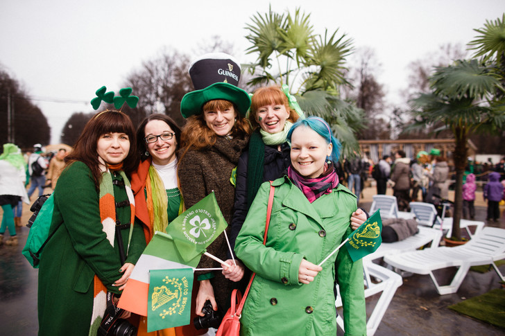 Фото №1 - В Москве стартовала неделя Ирландии