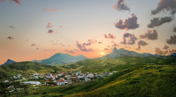 Фото №1 - Природа Крыма