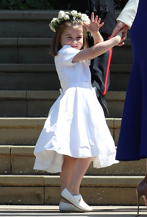 Фото №73 - Свадьба Меган Маркл и принца Гарри: как это было (видео, фото, комментарии)