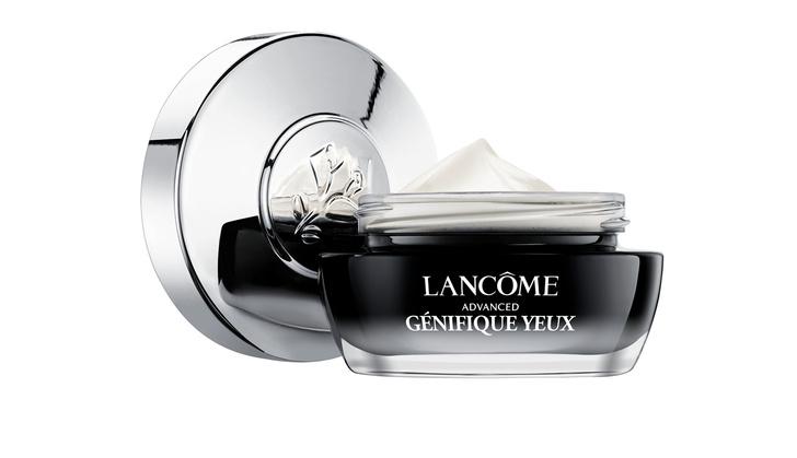 Фото №1 - Lancôme выпустили крем для области вокруг глаз, который разглаживает морщинки и улучшает микробиом кожи