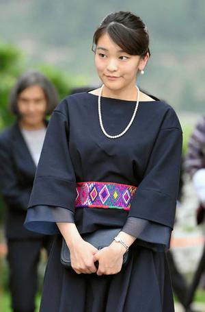 Фото №4 - Ее Высочество Мако и просто Кей: японская принцесса выбирает любовь