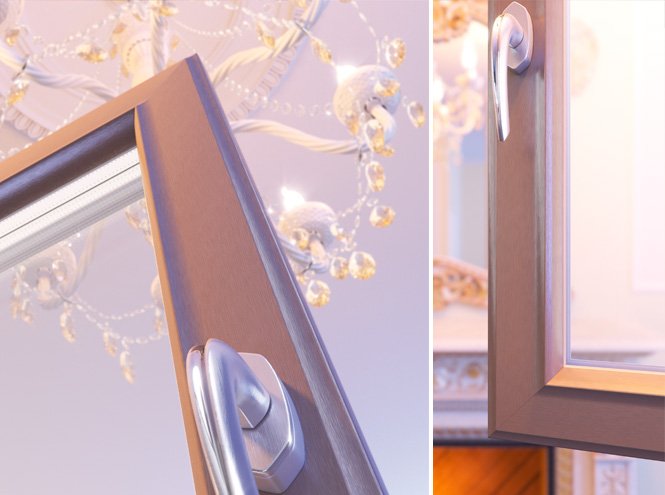 Фото №2 - Объект желания: окна Space и Vario