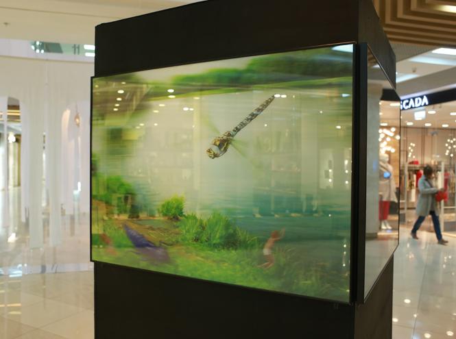 Фото №3 - Арт-проект «Лабиринт Сознания» в галерее Неглинная