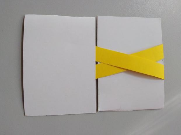 Фото №3 - Как сделать ребенку «волшебный бумажник»: инструкция в картинках и видео