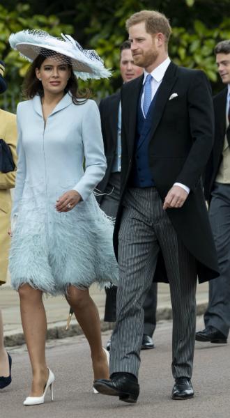 Фото №9 - 10 самых стильных гостей на свадьбе Леди Габриэллы Виндзор
