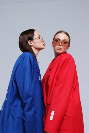 Фото №13 - «Хотелось бы поработать с Водяновой, Gucci, Милохиным»: как дизайнеры DNK прошли путь от хобби к успешному бренду