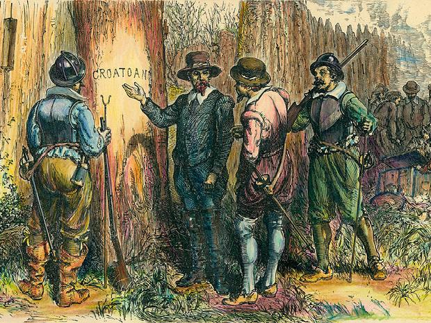 Фото №7 - Загадка Роанока: что случилось с колонией, бесследно изчезнувшей более 400 лет назад