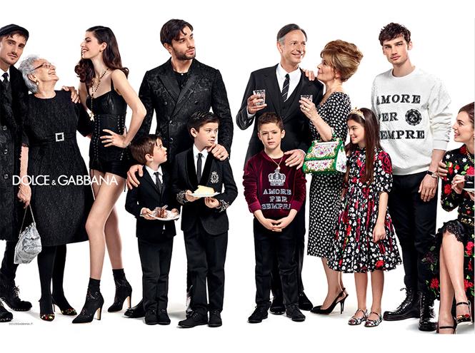 Фото №11 - Новая рекламная кампания Dolce&Gabbana