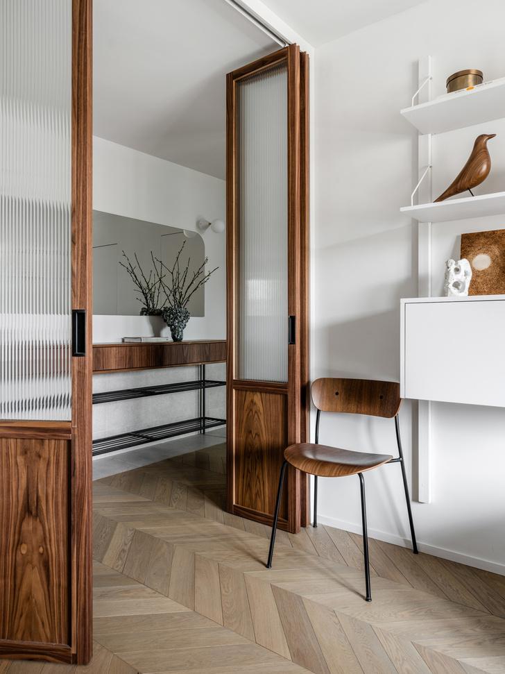 Фото №1 - Легкая и светлая квартира 50 м² для хозяйки кондитерской