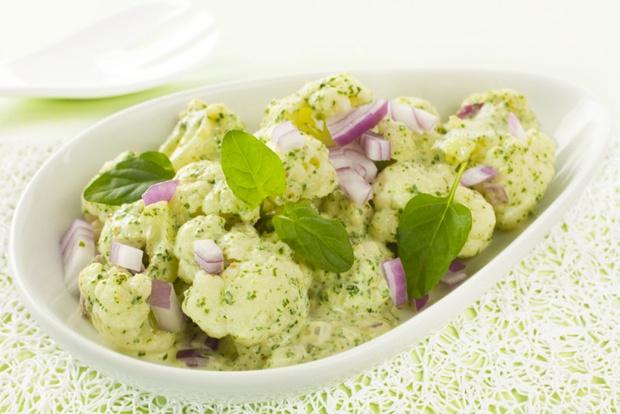 Овощные салаты рецепт