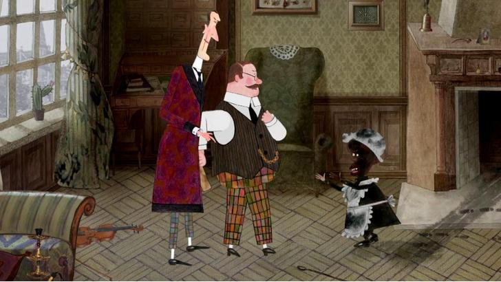 Фото №15 - 87 фактов о Шерлоке Холмсе