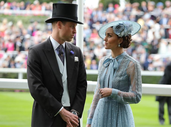 Фото №1 - Лучшие образы на открытии Royal Ascot 2019 (и несколько безумных шляп)