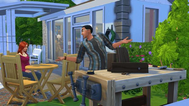Фото №2 - Play Time: Как быстро и без читов заработать кучу денег в The Sims 4