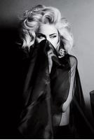 Мадонна и ее фотосессия