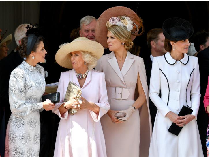 Фото №4 - Почему герцогиня Камилла не хочет быть королевой