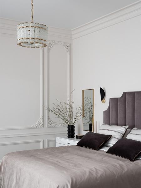 Фото №15 - Элегантный дом во французском стиледля молодой пары