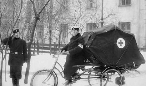 Фото №1 - 115 лет назад для петербуржцев заработала первая в России «Скорая помощь»