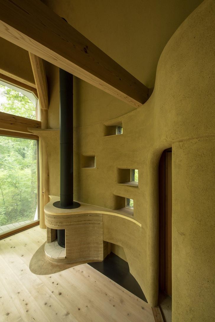 Фото №8 - Летний дом в японском лесу
