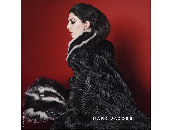 Фото №1 - София Коппола и Эмили Ратаковски для Marc Jacobs