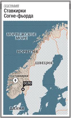 Фото №3 - Норвежские каркасные церкви