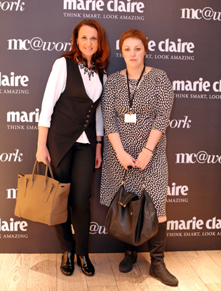 Фото №9 - Marie Claire провёл первую бизнес-конференцию MC@WORK