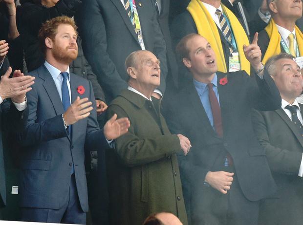 Фото №6 - Дедушка Их Высочеств: принц Филипп и его самые теплые отношения с внуками