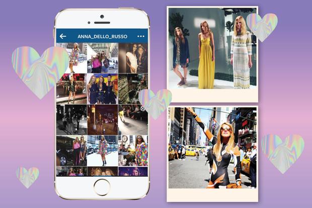 Фото №2 - Инстаграмы, на которые стоит подписаться во время Недель моды