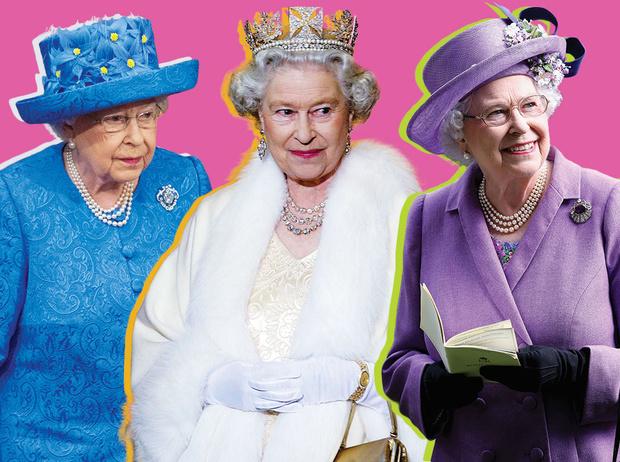 Фото №1 - Секреты Елизаветы: 8 новых историй о гардеробе Королевы