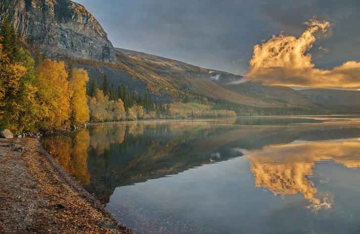 Фото №1 - Фотовыставка «Уникальные водные объекты России». Галерея