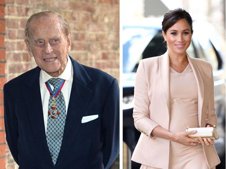 Фото №1 - Объект раздражения: какими поступками Меган вызывала недовольство принца Филиппа