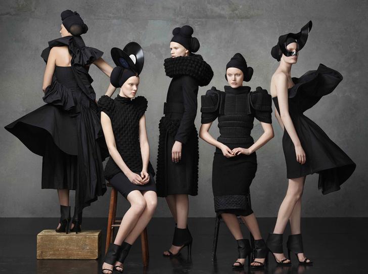 Фото №1 - Black List: чем пахнет черный цвет