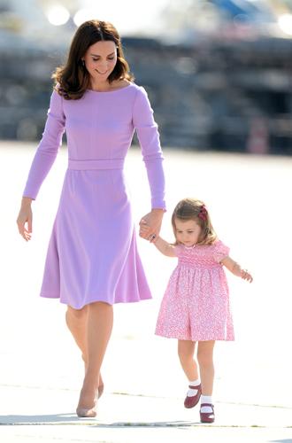 Фото №36 - Принцесса Шарлотта Кембриджская: третий год в фотографиях