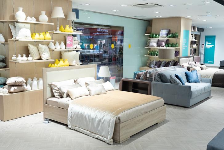 Фото №1 - Askona представила инновационный формат магазинов