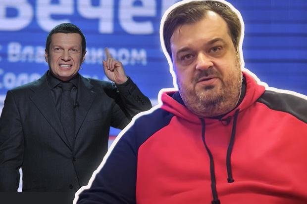 Фото №1 - Уткин прислал «маршалу пропаганды» Соловьеву видеовызов на баттл, и тот уже дал ответ