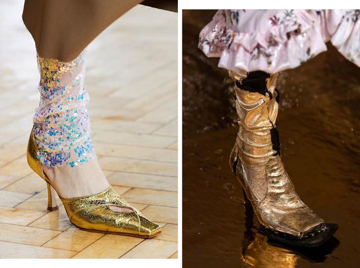 Фото №8 - 10 трендов осени и зимы 2020/21 с Недели моды в Лондоне