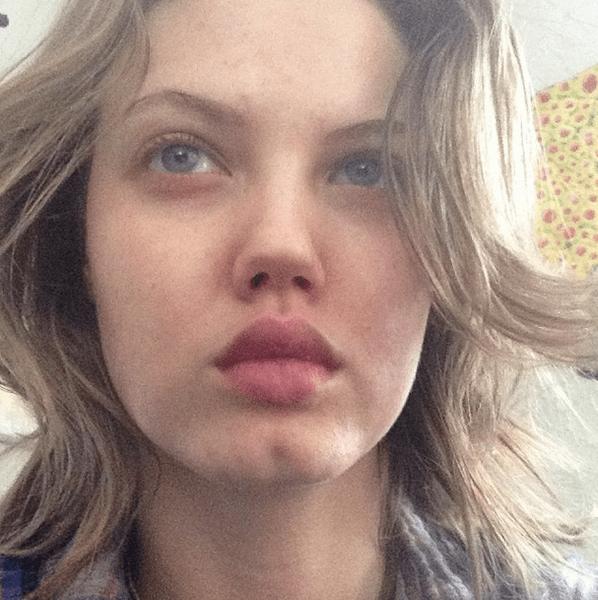 Фото №27 - Звездный Instagram: Знаменитости без макияжа