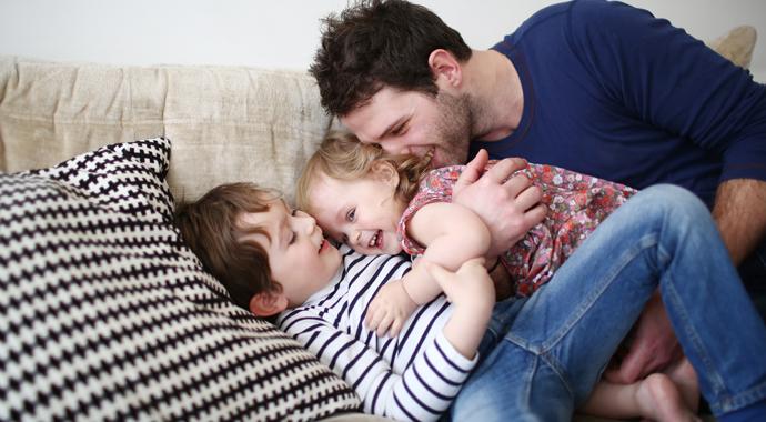 Как любовь родителей влияет на здоровье детей?