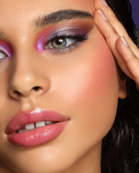 Фото №8 - Как краситься летом: тренды в макияже 2021