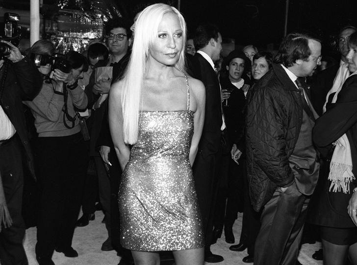 Фото №1 - Стальная блондинка: 5 секретов Донателлы Версаче